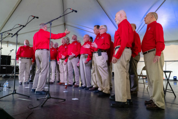 Rocket City Chorus Performs at Panoply 2019
